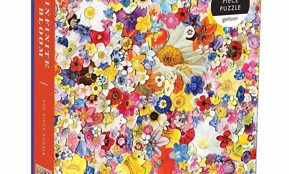 Infinite Bloom -  500 Pieces