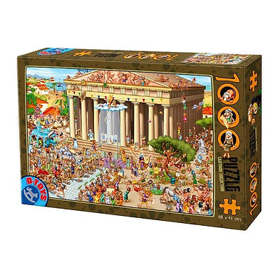 Acropolis - 1000 Pieces