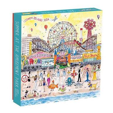 Michael Storrings Summer At The Amusement Park