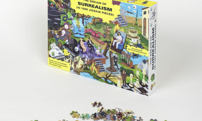 The Dream of Surrealism 1000 Pieces