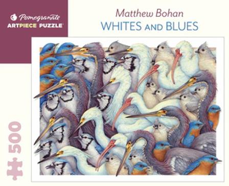 Matthew Bohan - Whites and Blues