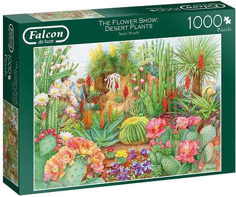 The Flower Show: Desert Plants