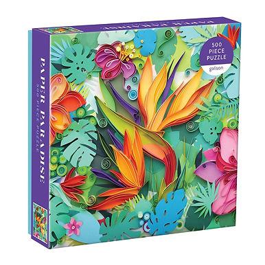 Paper Paradise -  500 Pieces
