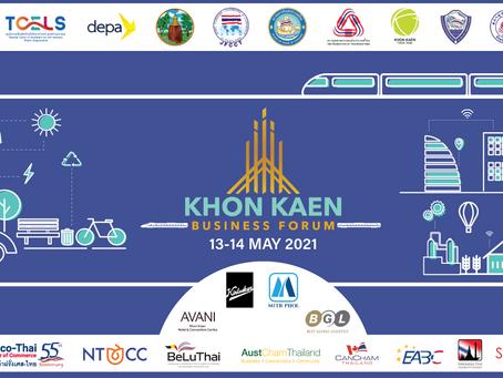 Khon Kaen Business Forum -June 10/11th
