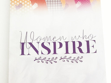 Women Who Inspire: the collaborative Book