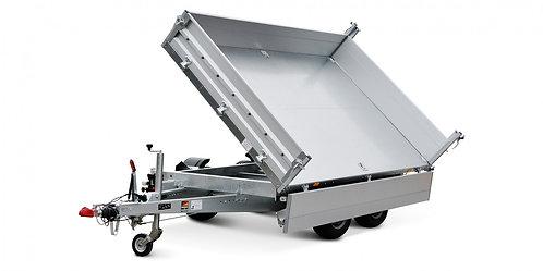 Stema SHDK O2 35-30-18.2 - TRIUS 3-Seiten-Kipper - Stahlblech Bordwand, Elektro