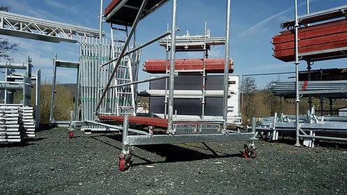 Plettac Fahrbalken für ein Rollgerüst Plettac SL70 Stahl MJ Alu