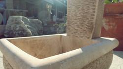 fontane in pietra albenga