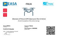 Attestato Pilota APRITA-RP-0172193ce2bd.