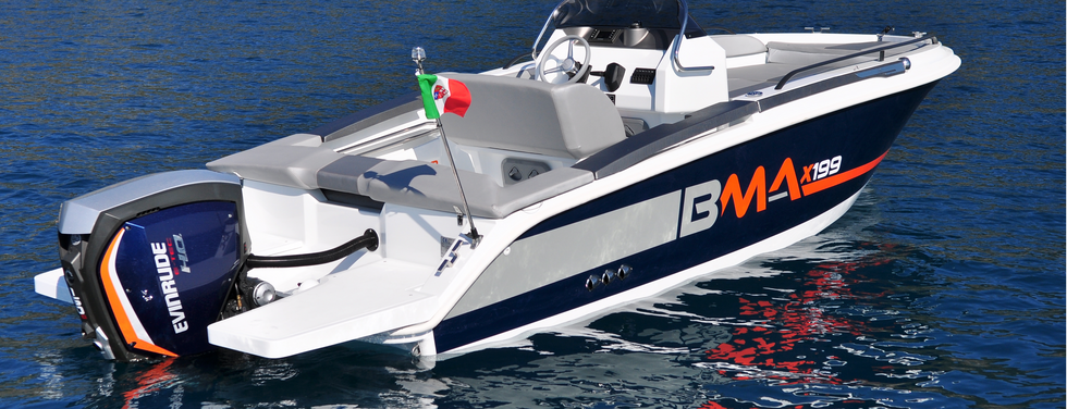 BMA X199 (by BMA Boats)