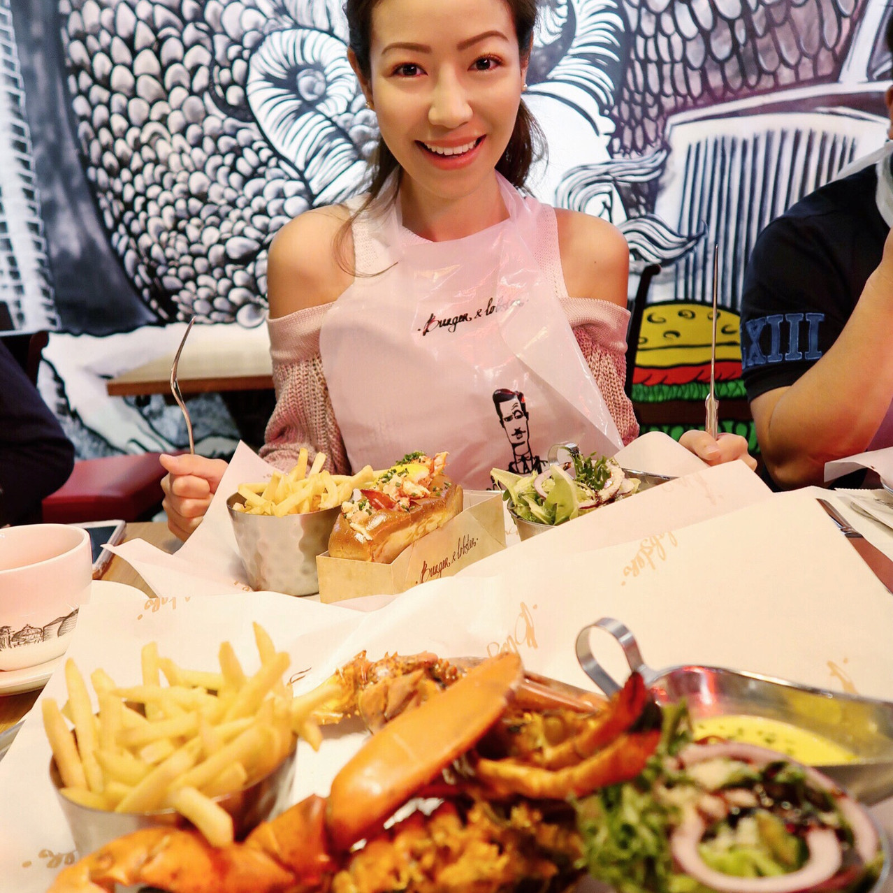 burger and lobster genting
