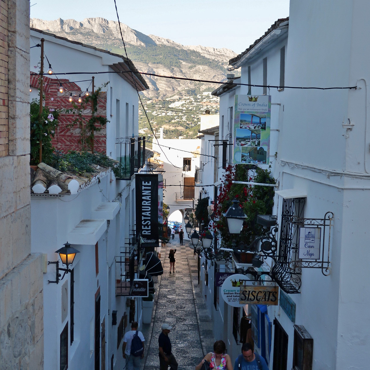 altea alicante spain