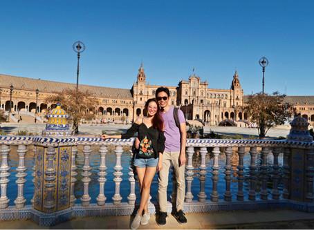 Our Spain Honeymoon Itinerary in 2 weeks
