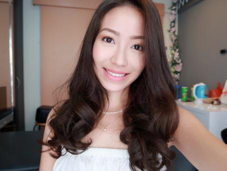 New Hair Color with Cloud 9 Salon