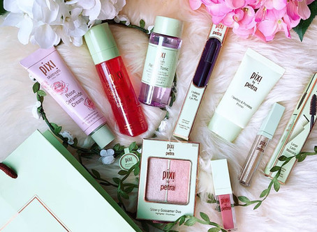 Pixi Beauty Skin Treats and Makeup Review