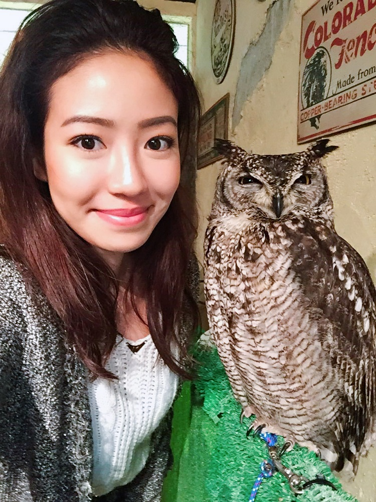 owl cafe asakusa