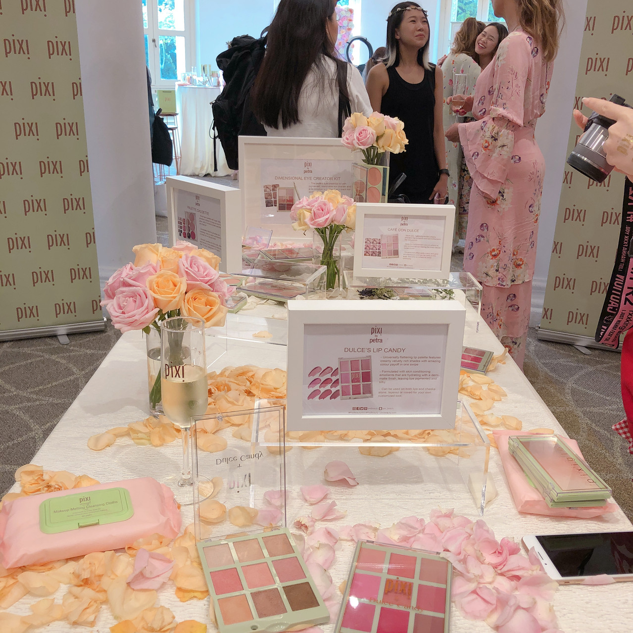 pixi beauty launch