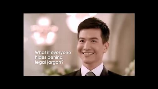 NTUC Income TV Ad