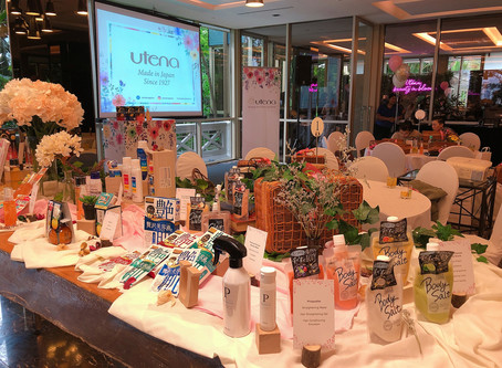 Utena Beauty Launch Singapore