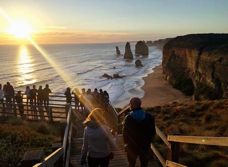 Exploring Melbourne - Great Ocean Road