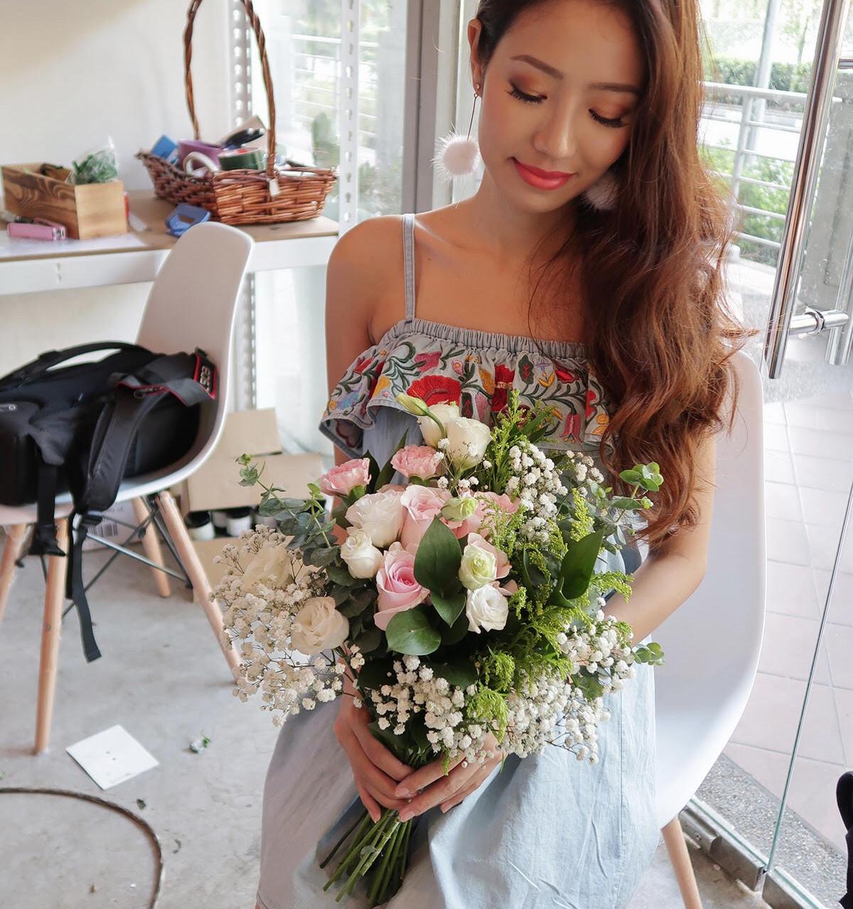 abetterflorist floral bouquet