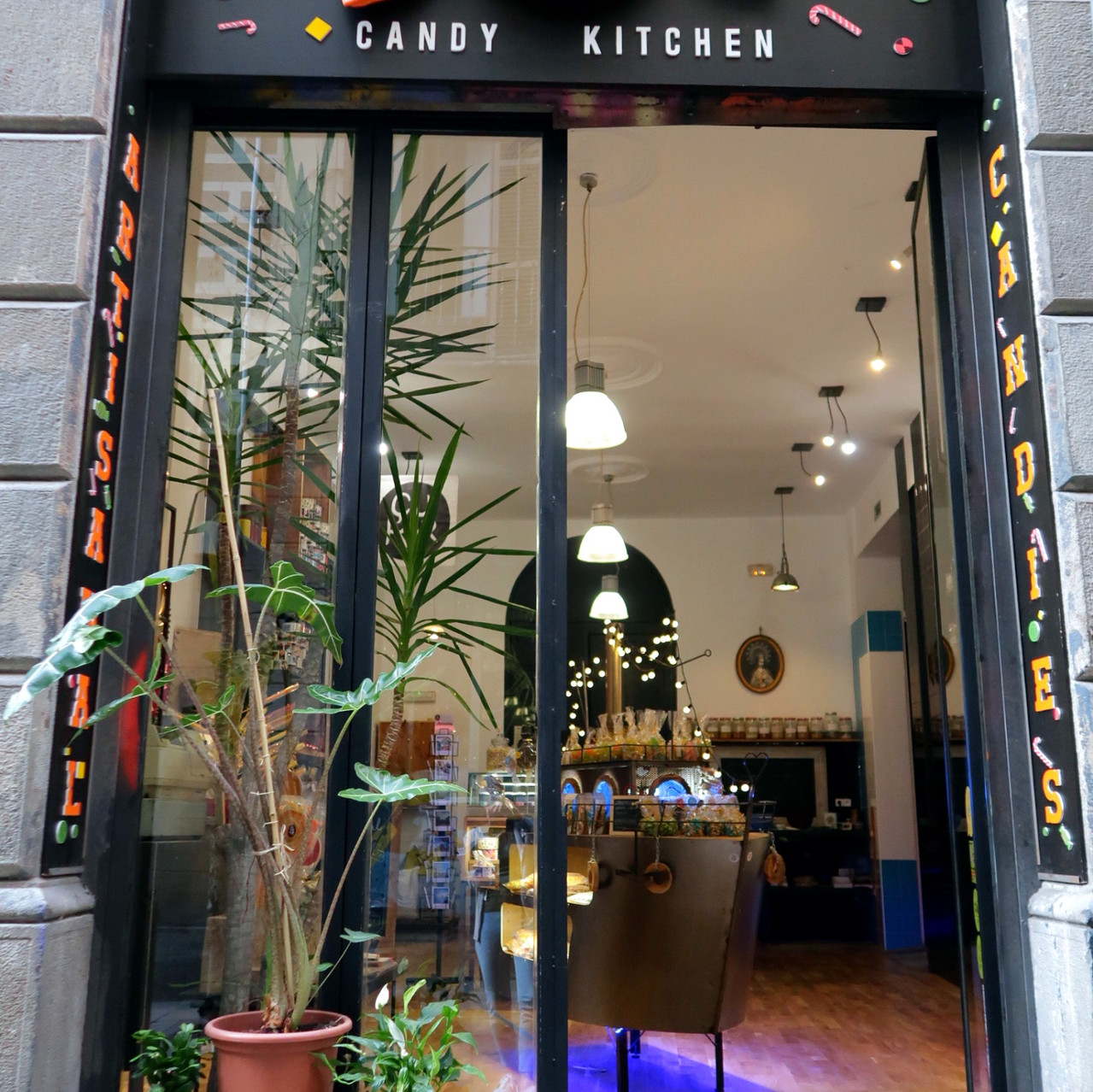 candy kitchen barcelona