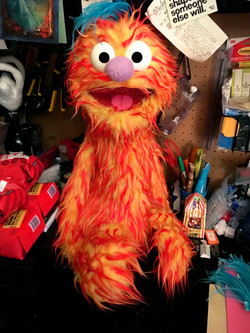 Custom Puppet