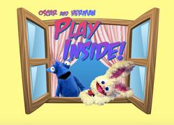Oscar and Herman - PLAY INSIDE!