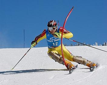 Dr.Michael Tichy D.M.D. ski racing