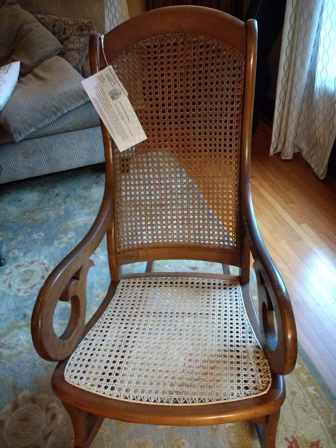 New seat