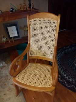 Another Daisy and Button Rocker