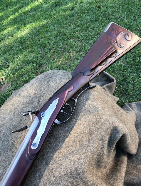 Optional stock carving