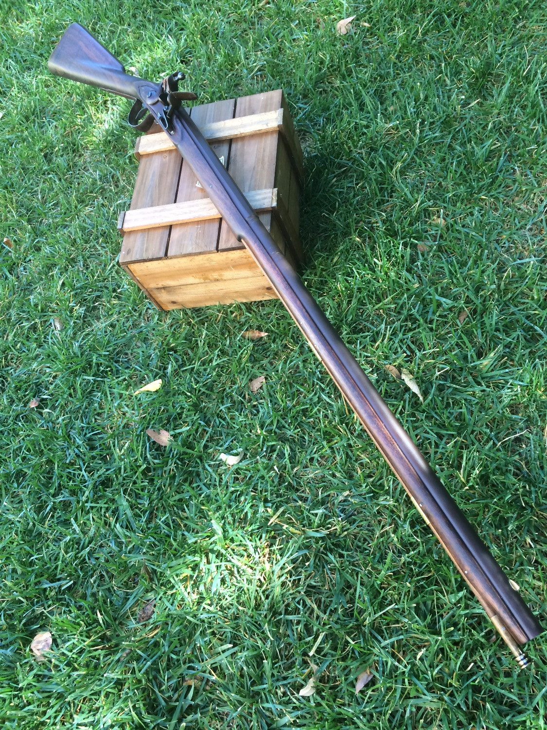 Northwest Trade Gun