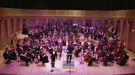 Oscar Castellino full orchestra performance