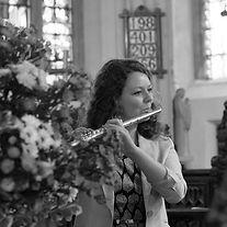 Rosamund Harper flute music therapy