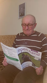 Deafblind UK in Peterborough, Cambridgeshire magazine Open Hand
