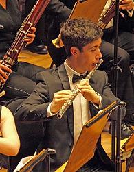 Andrew Martin flute musician
