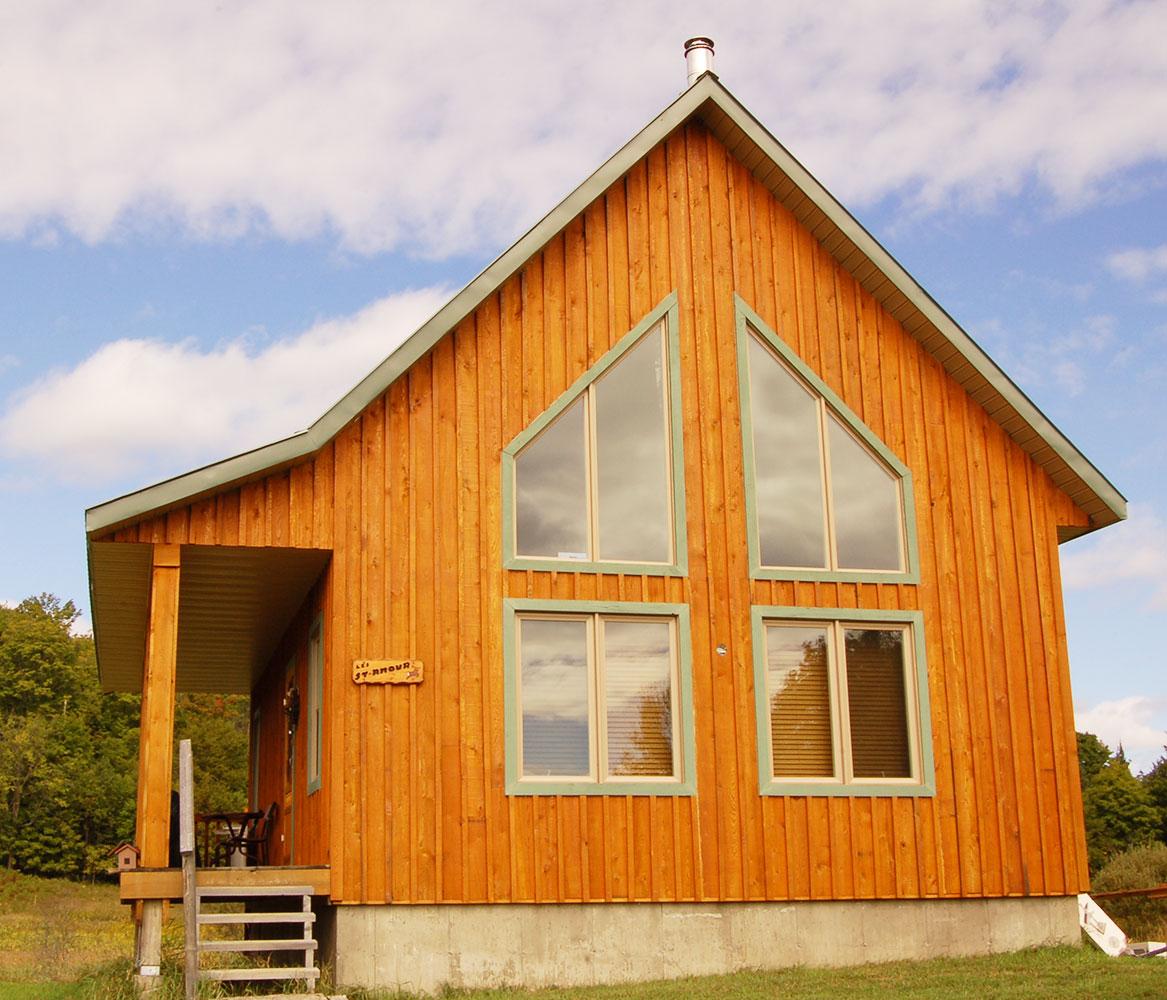 Maison Rustique mont tremblant