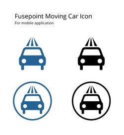 Fusepoint, Moving Car Icons
