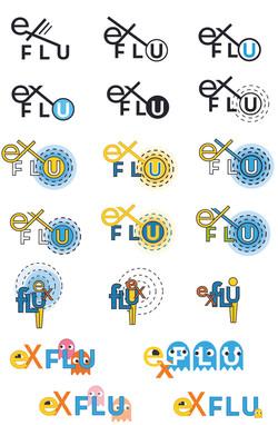 eX-Logo Mock-ups