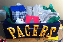 Pacers Gift Set