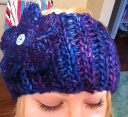 Crochet Head-band