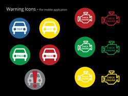 Fusepoint, Warning Icons