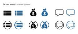 Fusepoint, Additional Icons