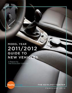 Ecology Center's Vehicle Rating
