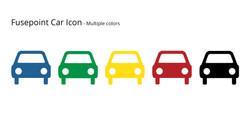 Fusepoint Car Icon Colors