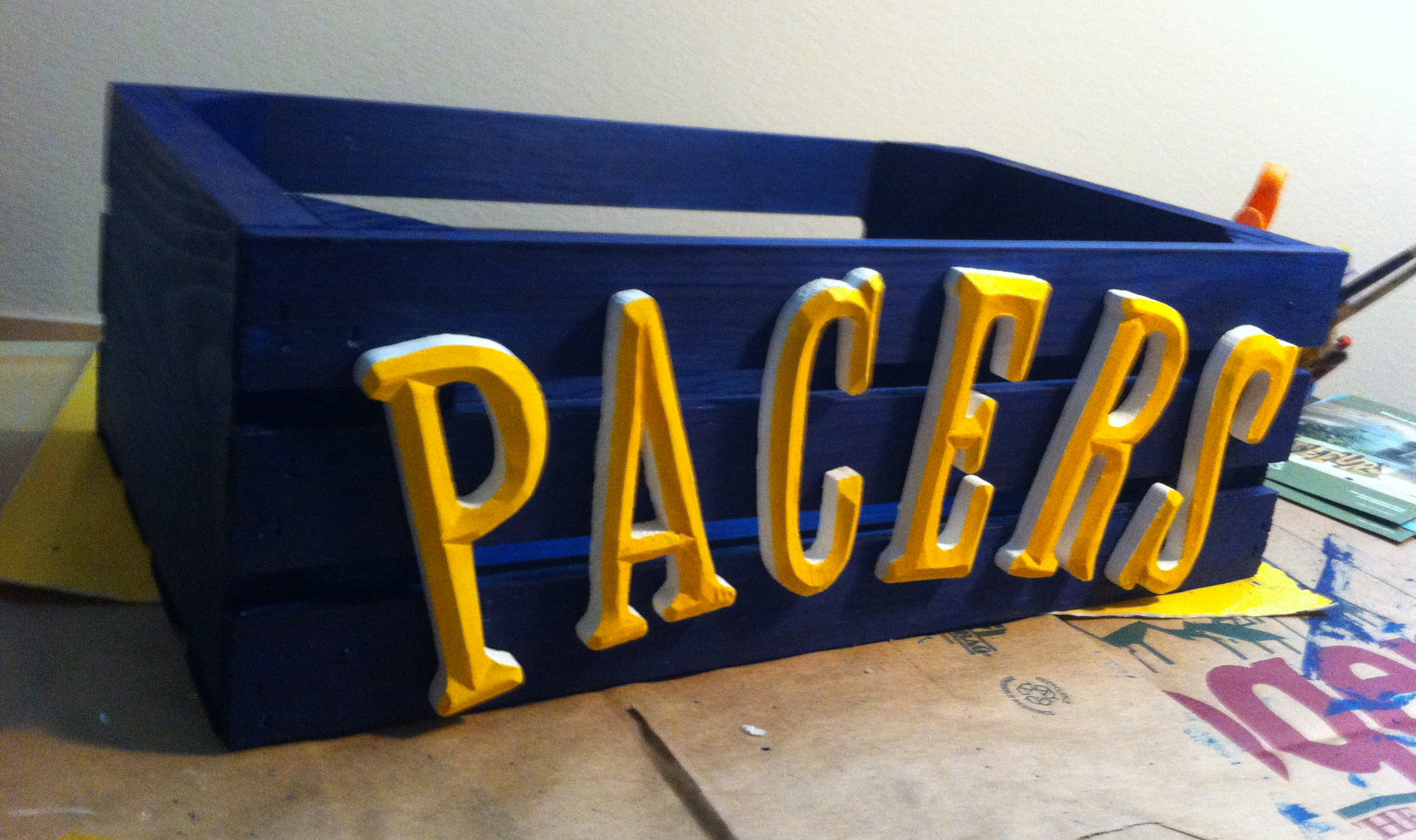 Pacers Box