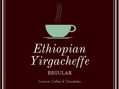 Ethiopian Yirgacheffe