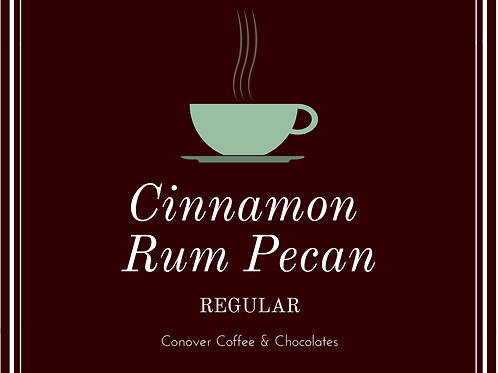 Cinnamon Rum Pecan