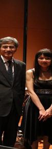 Concierto de Celebración 110 años de relaciones diplomáticas de Colombia y Japón y 30 años de la Cámara Colombo Japonesa con la pianista Mari Kagehira y Orquesta Sinfónica EAFIT